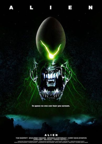 Scary Alien Movies